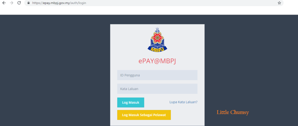 How To Pay Mbpj Saman And Get A Discount Little Chumsy S Blog